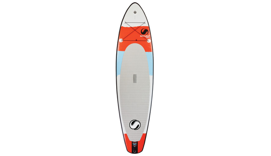 Sevylor Willow kickboard rood/wit